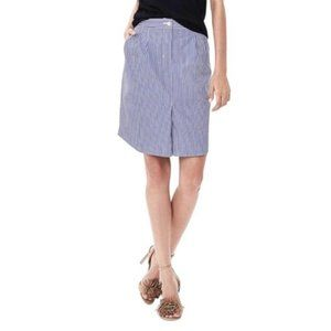 Banana Republic Relaxed Stripe Pencil Skirt Size 0